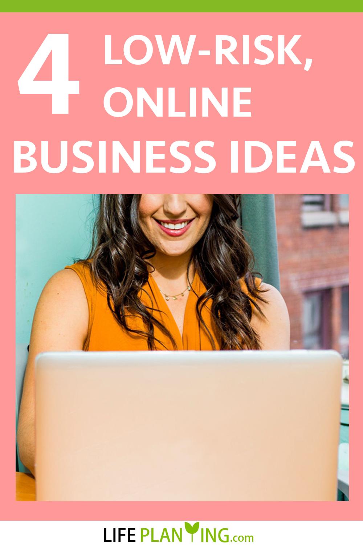 low-risk online business